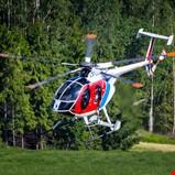 Linjebefaring med helikopter digitaliseres