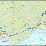 Planlegger fornying av linjetrase fra Kulia til Vallemoen.